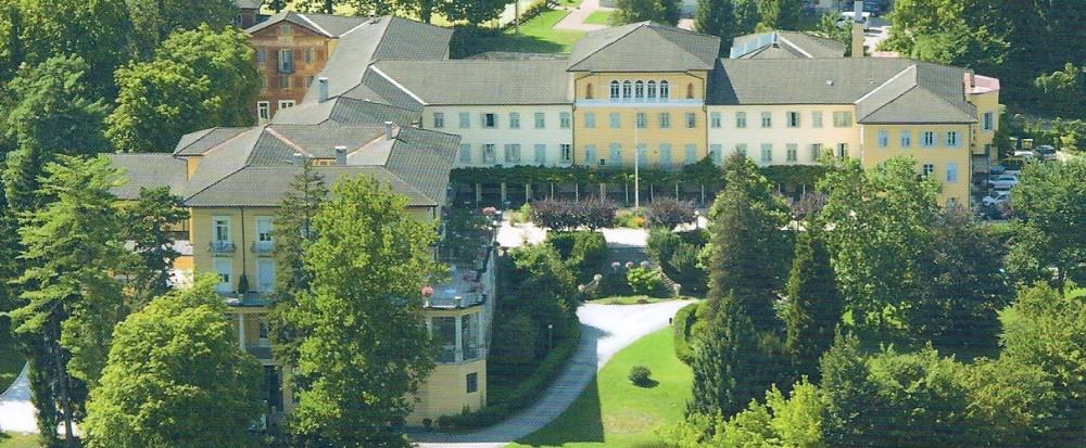 Casa Raphael a Roncegno (TN) - Sede Corso di formazione post-laurea in Medicina antroposofica